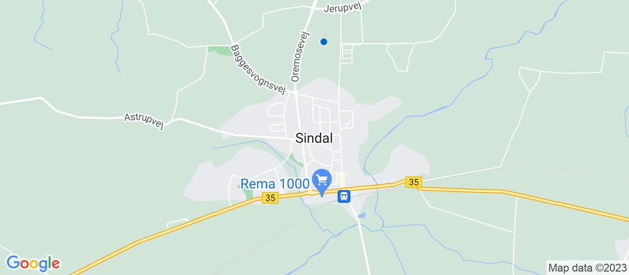 elektrikerfirmaer i Sindal