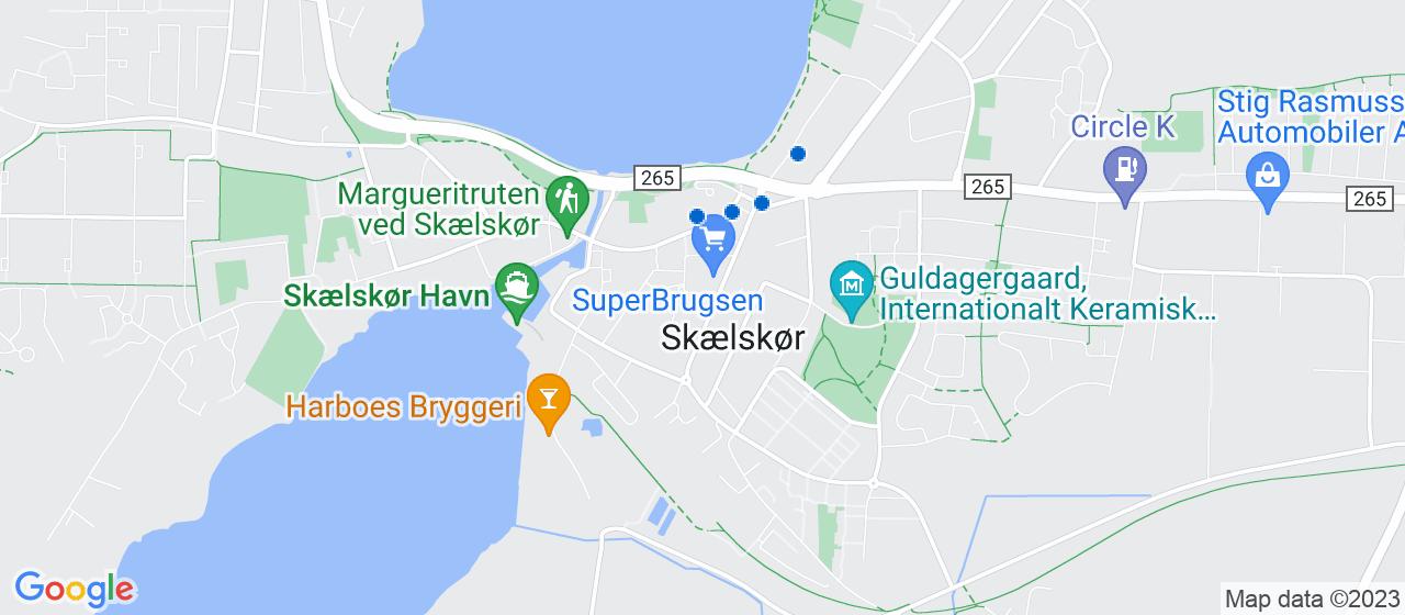 ejendomsmæglerfirmaer i Skælskør