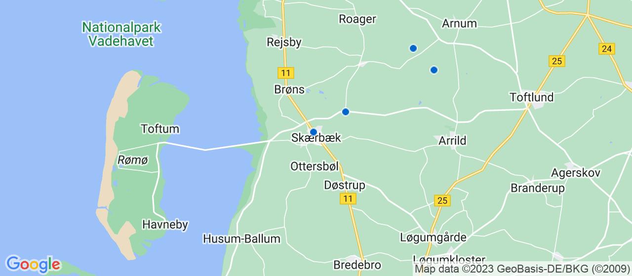 kloakfirmaer i Skærbæk