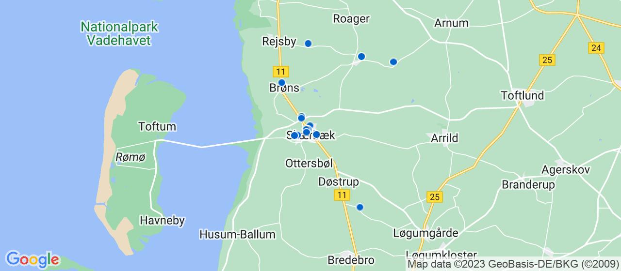 håndværkerfirmaer i Skærbæk