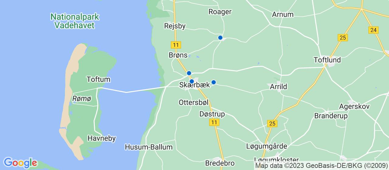 VVS firmaer i Skærbæk