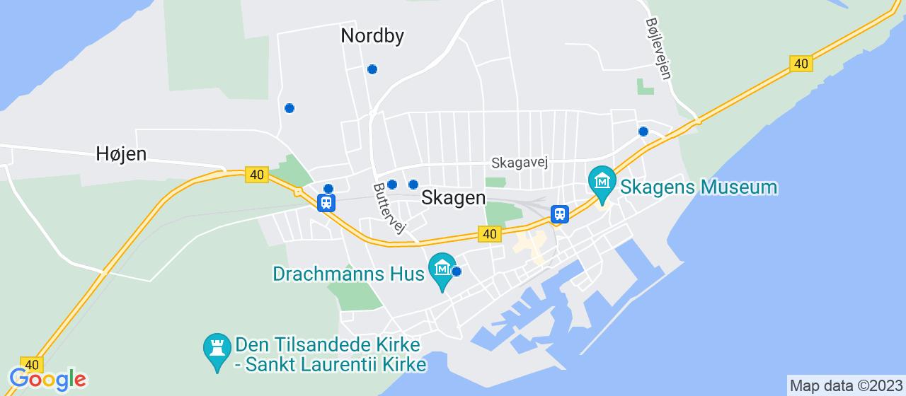 rengøringsfirmaer i Skagen