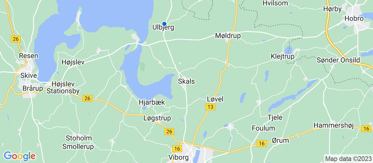 VVS firmaer i Skals