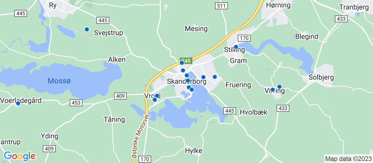 revisorfirmaer i Skanderborg