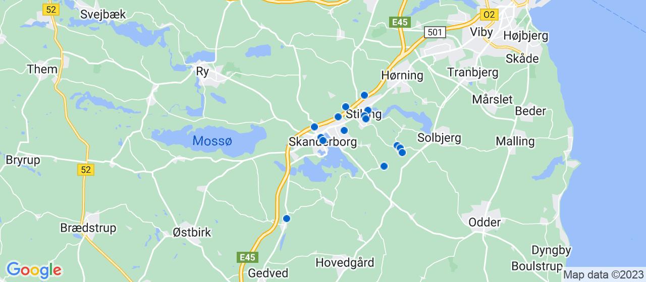 byggefirmaer i Skanderborg