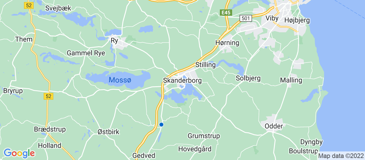 solcellefirmaer i Skanderborg