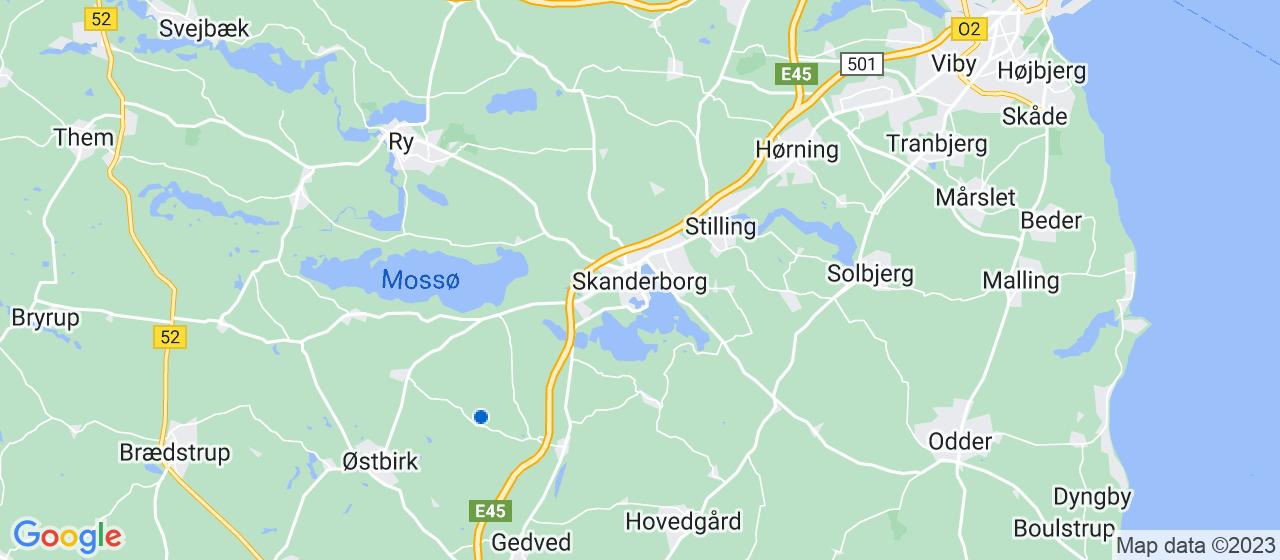 nedrivningsfirmaer i Skanderborg