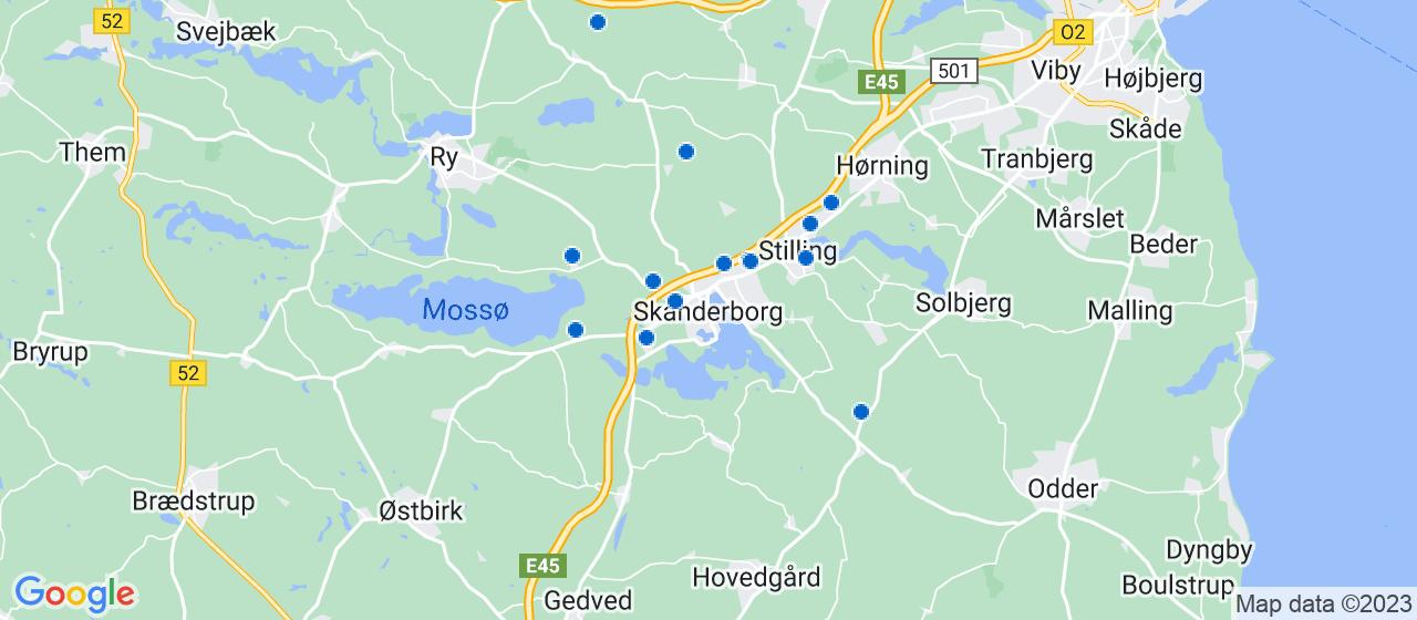 mekaniker firmaer i Skanderborg