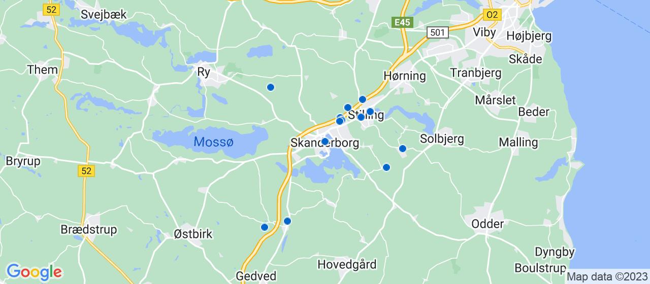 varmepumpe firmaer i Skanderborg