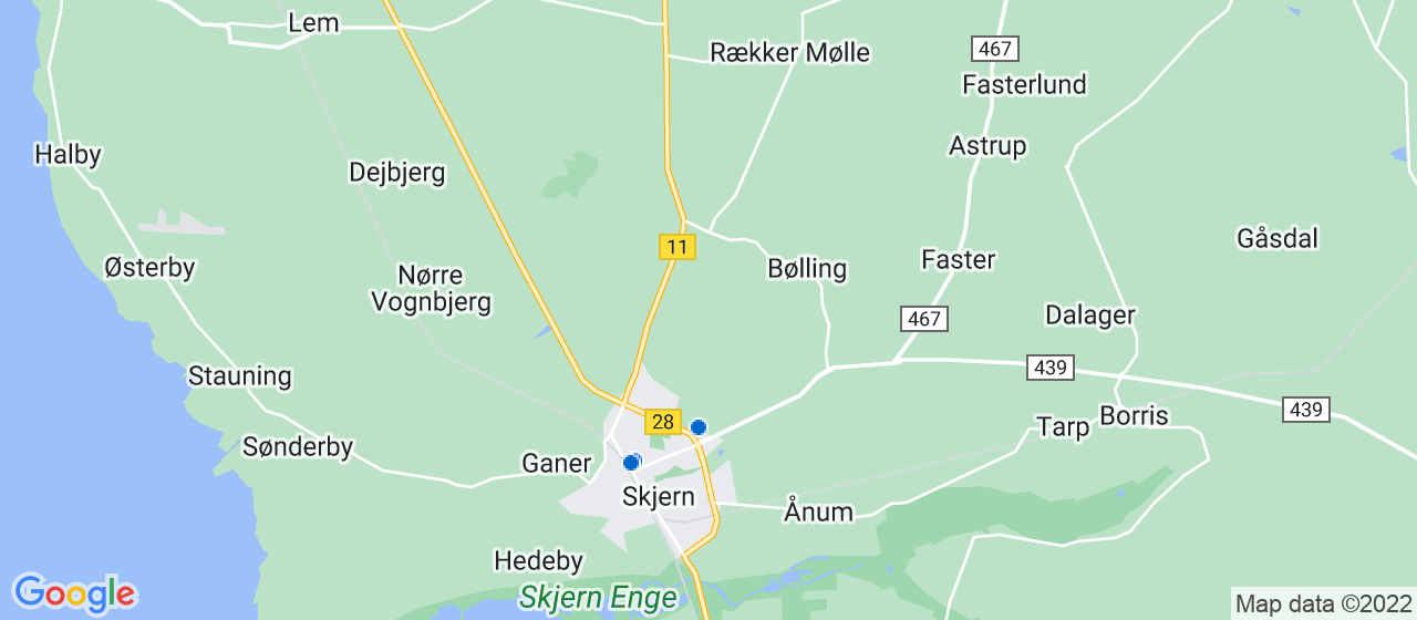 advokatfirmaer i Skjern