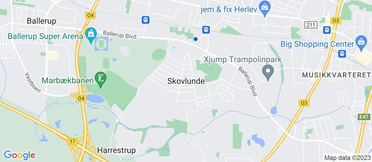 ejendomsmæglerfirmaer i Skovlunde
