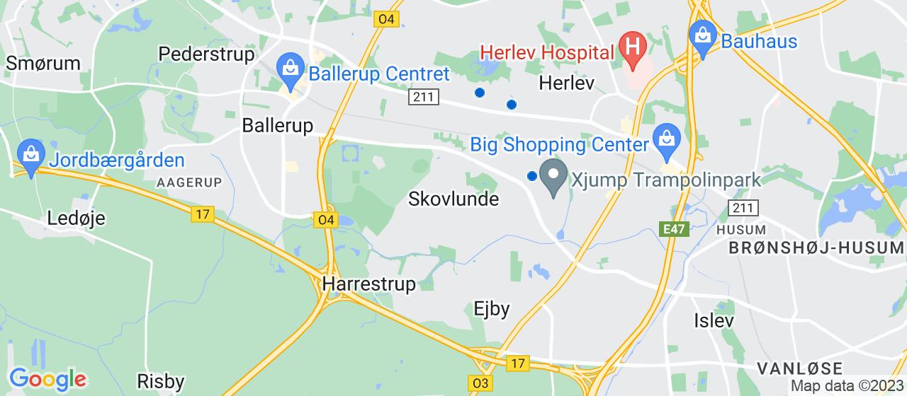 glarmesterfirmaer i Skovlunde