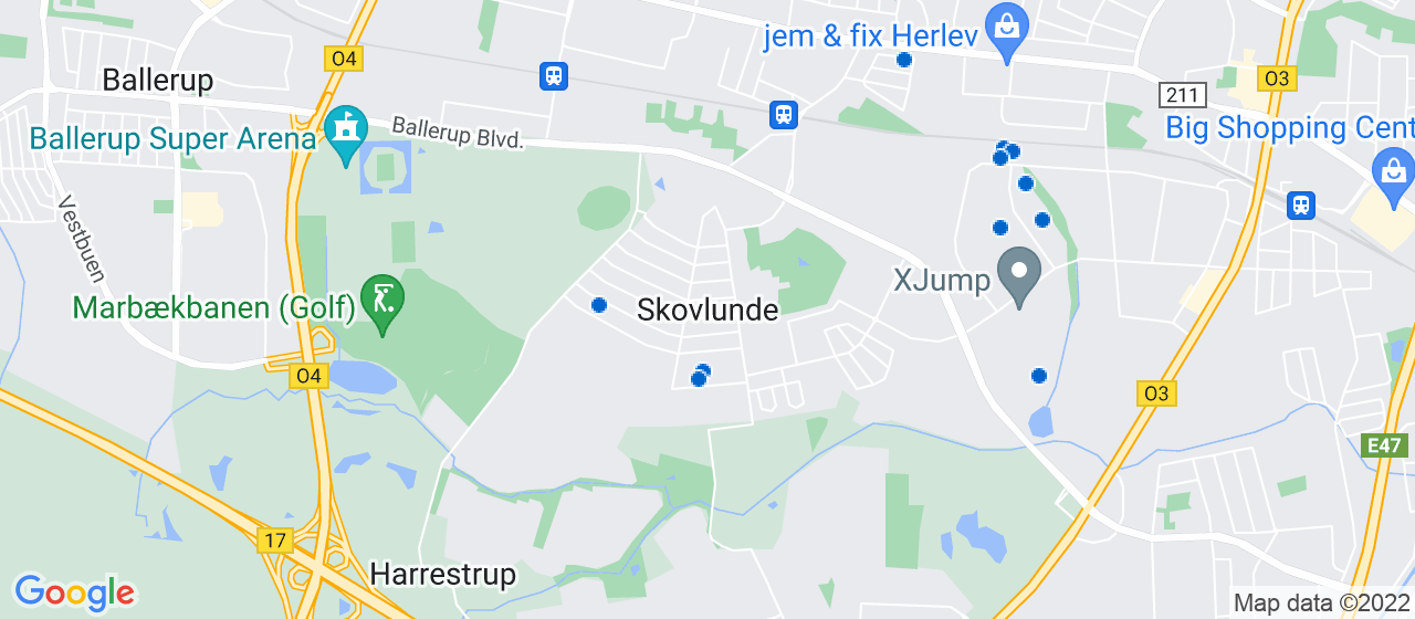 varmepumpe firmaer i Skovlunde