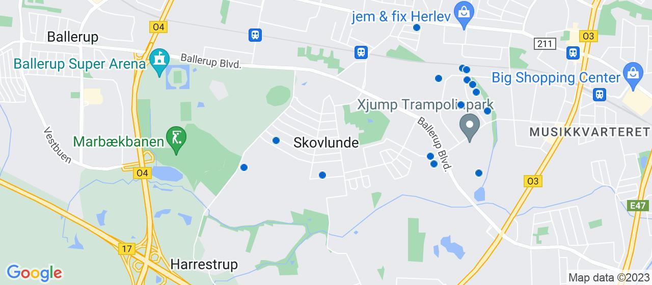 elektrikerfirmaer i Skovlunde