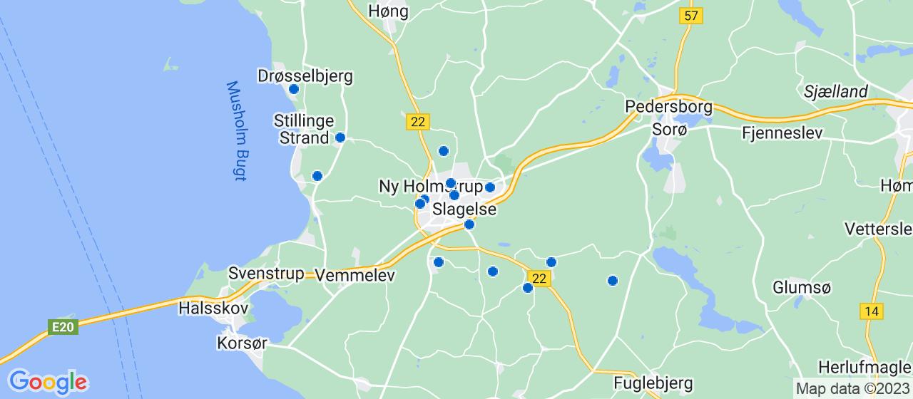murerfirmaer i Slagelse