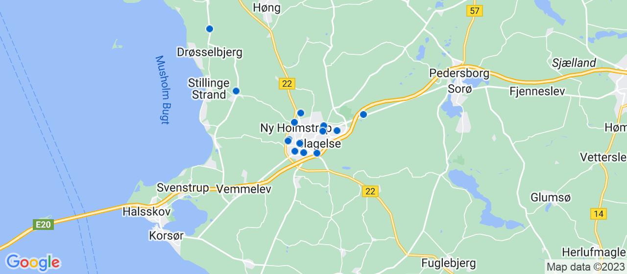 elektrikerfirmaer i Slagelse