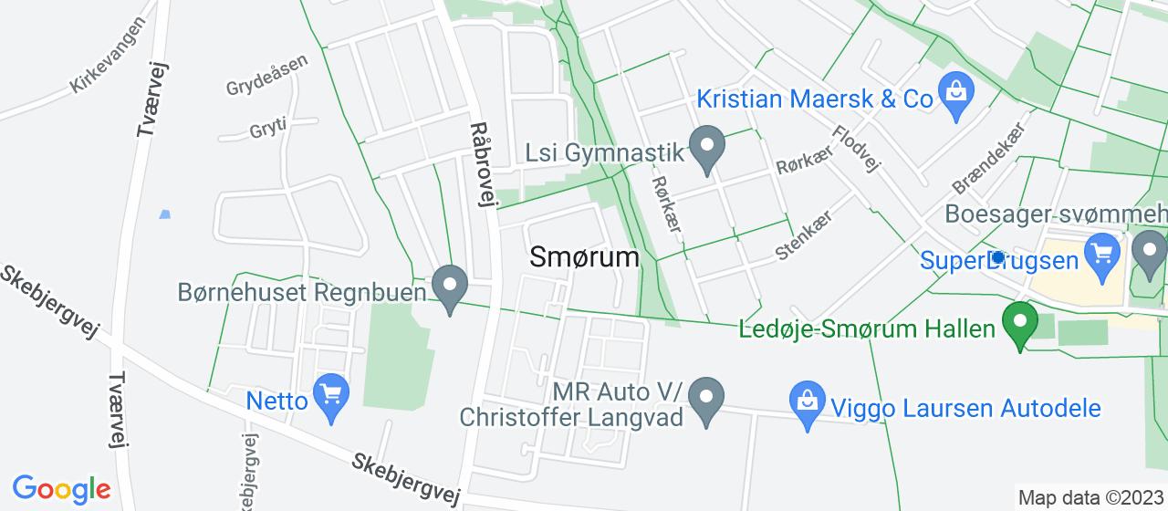ejendomsmæglerfirmaer i Smørum
