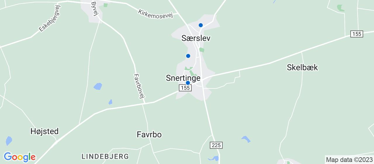 revisorfirmaer i Snertinge