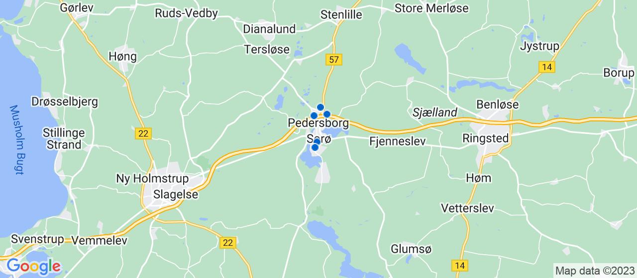 advokatfirmaer i Sorø