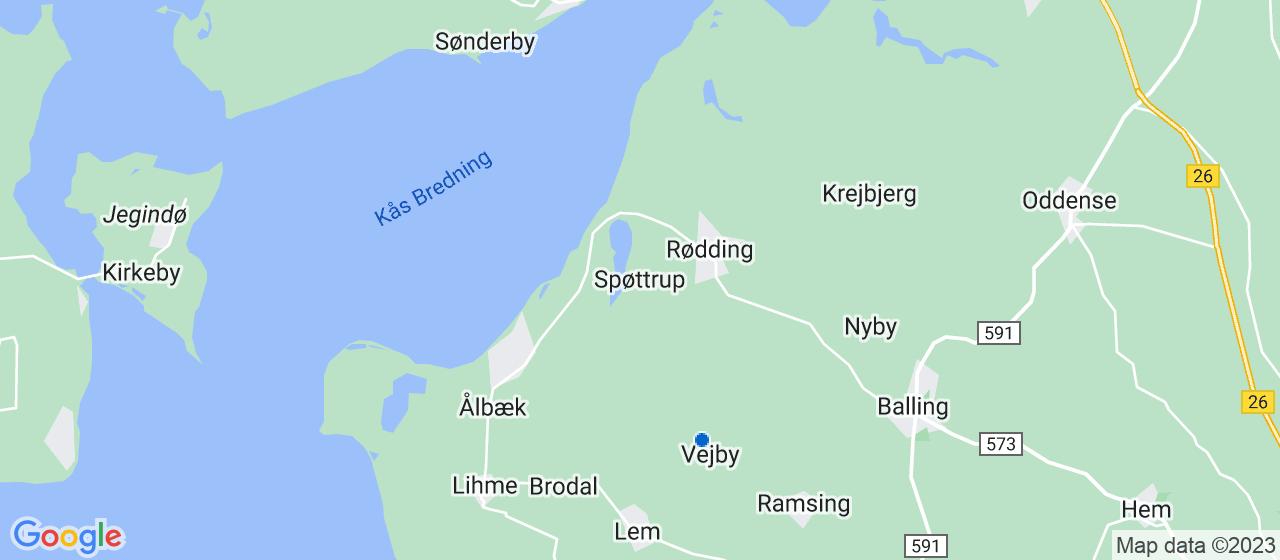 VVS firmaer i Spøttrup