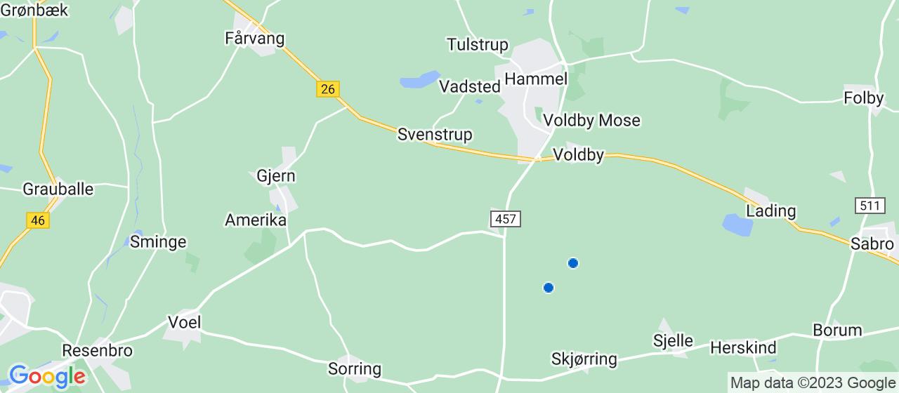 håndværkerfirmaer i Sporup