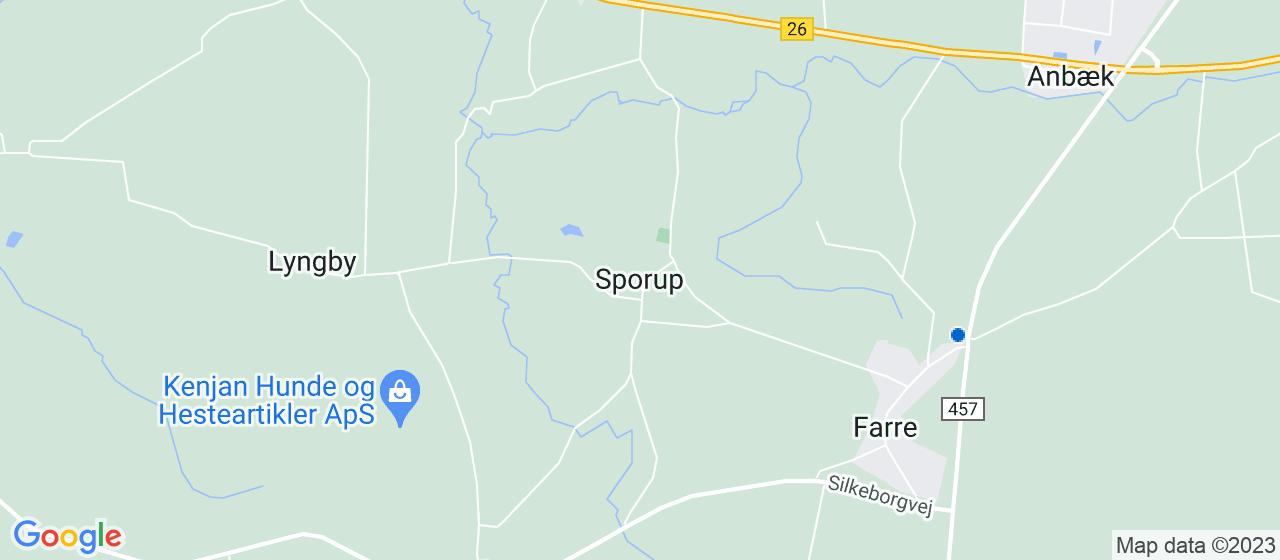 mekaniker firmaer i Sporup
