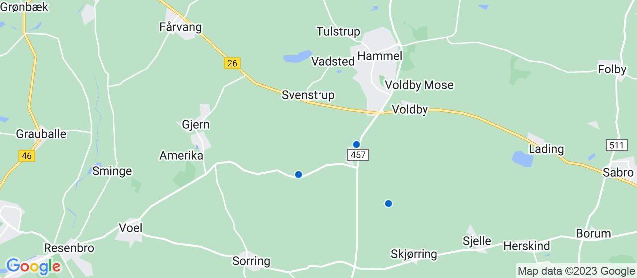 tømrerfirmaer i Sporup