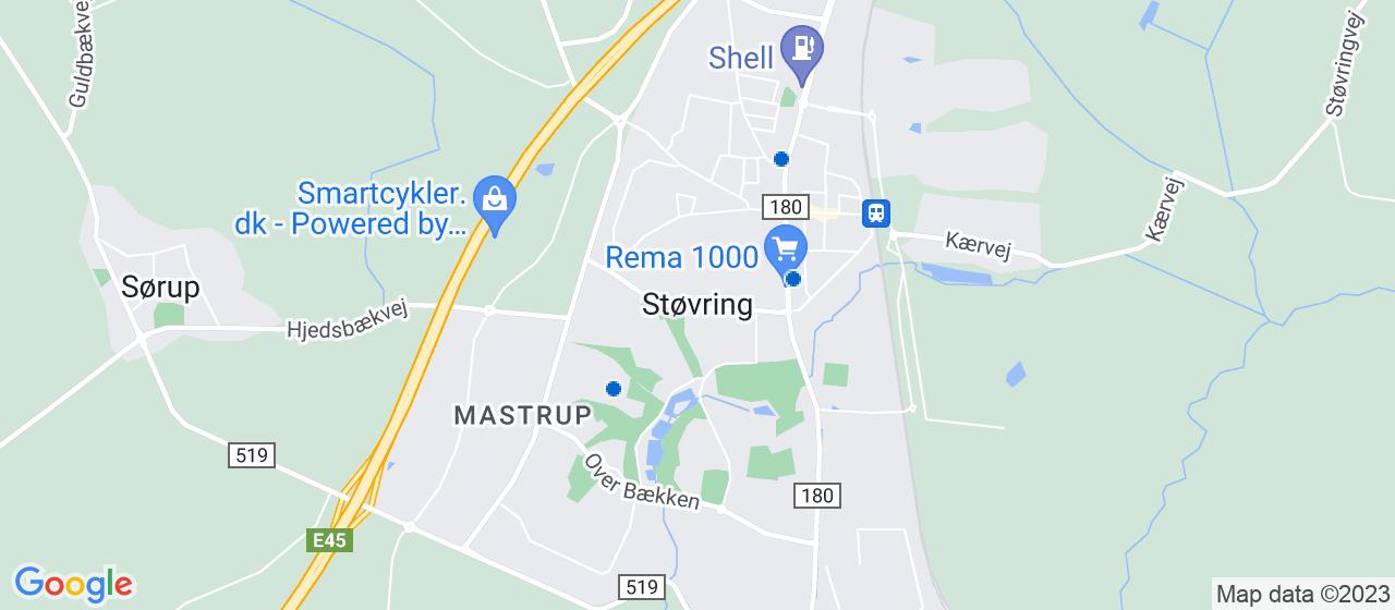 ejendomsmæglerfirmaer i Støvring