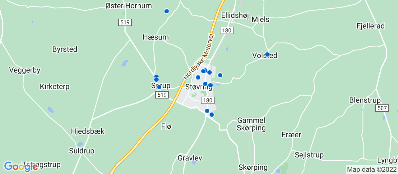 tømrerfirmaer i Støvring