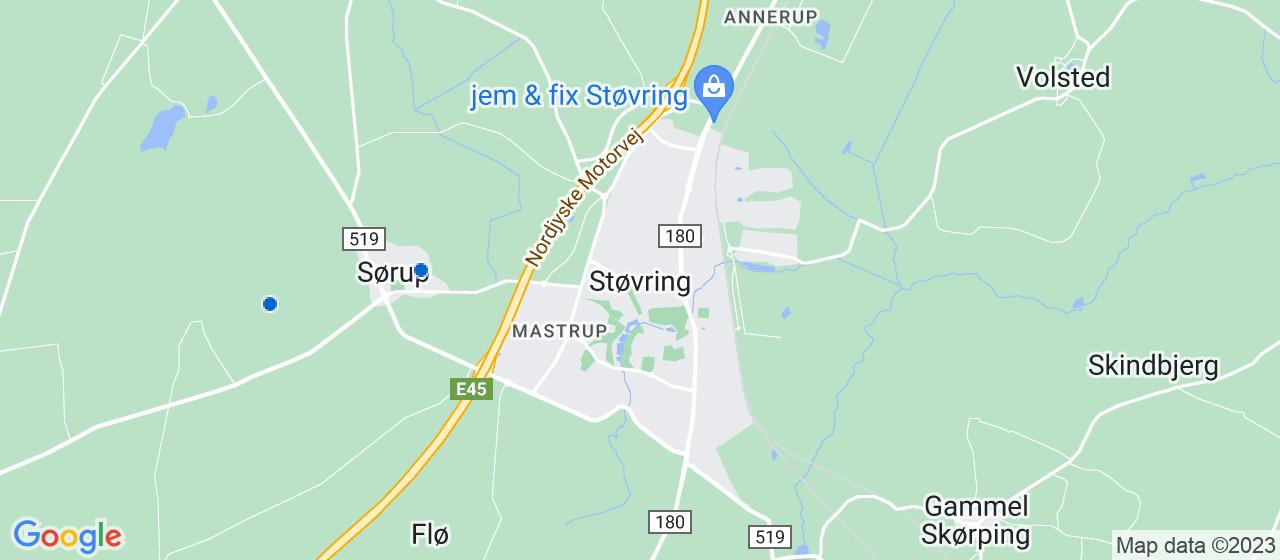 VVS firmaer i Støvring