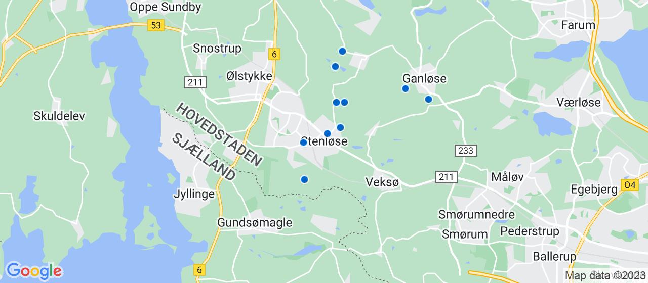 kloakfirmaer i Stenløse