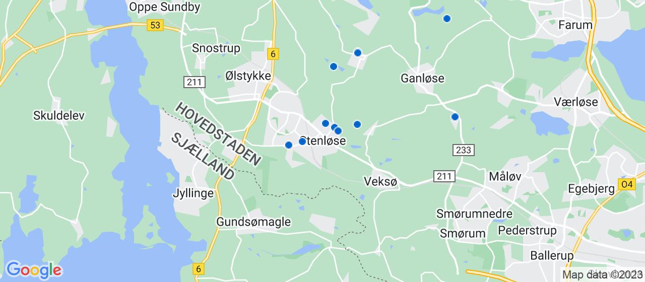 byggefirmaer i Stenløse