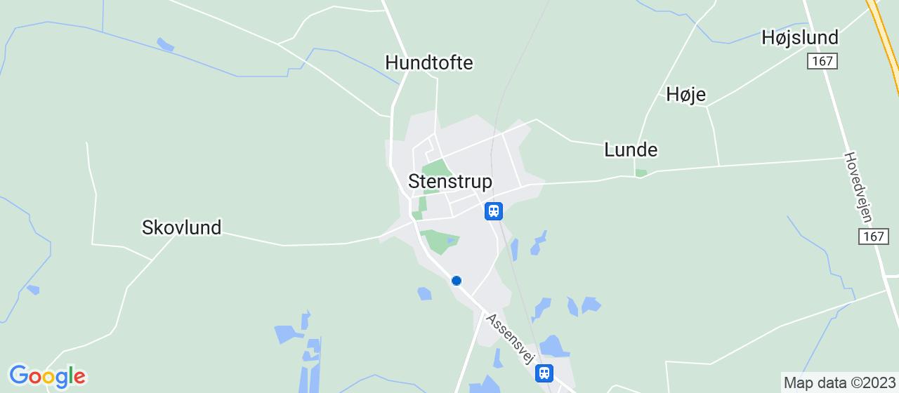 rengøringsfirmaer i Stenstrup