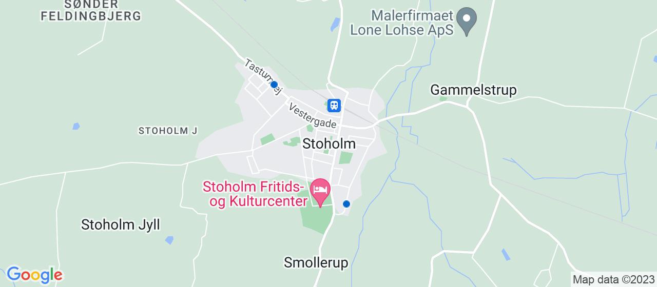 bogholder virksomheder i Stoholm