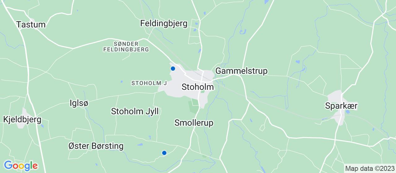 arkitektfirmaer i Stoholm