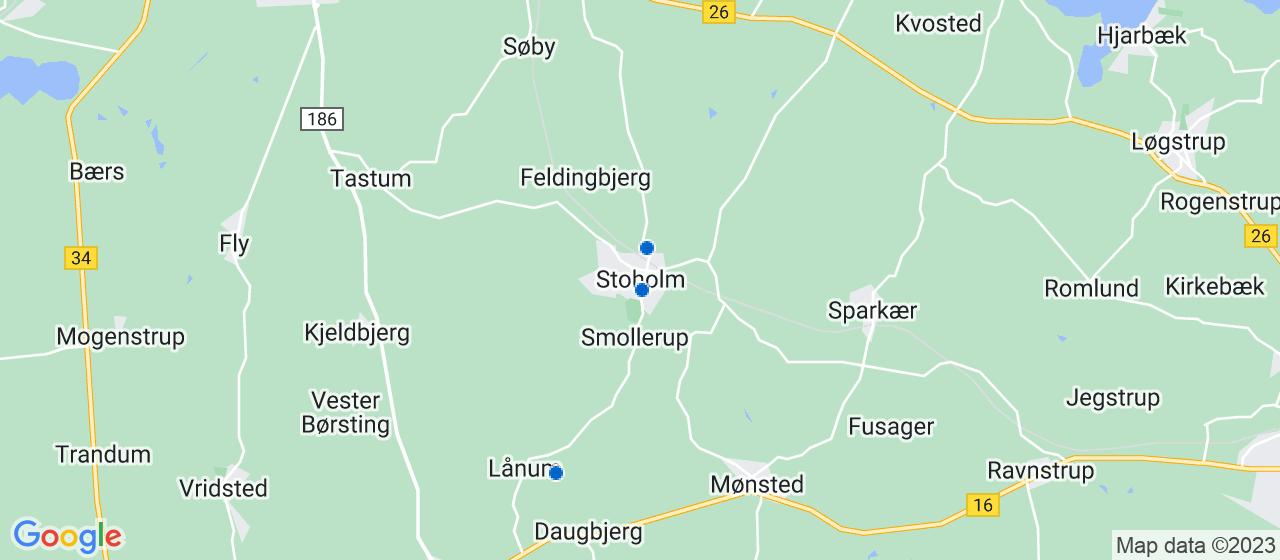 malerfirmaer i Stoholm