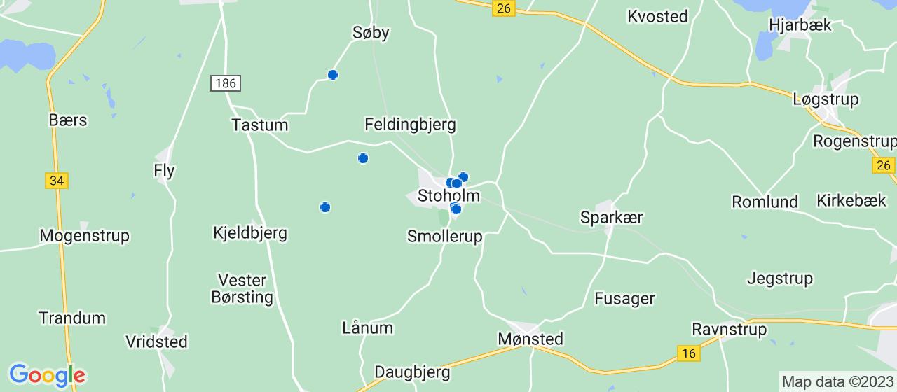 mekaniker firmaer i Stoholm