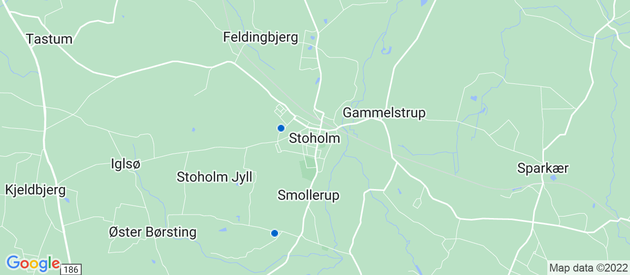 anlægsgartnerfirmaer i Stoholm