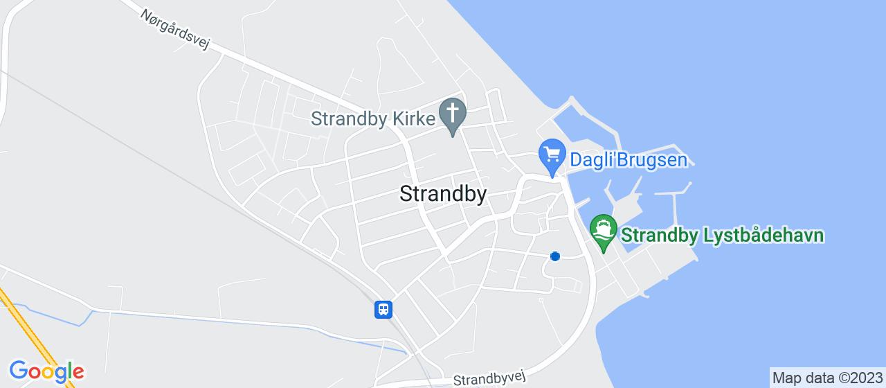 VVS firmaer i Strandby