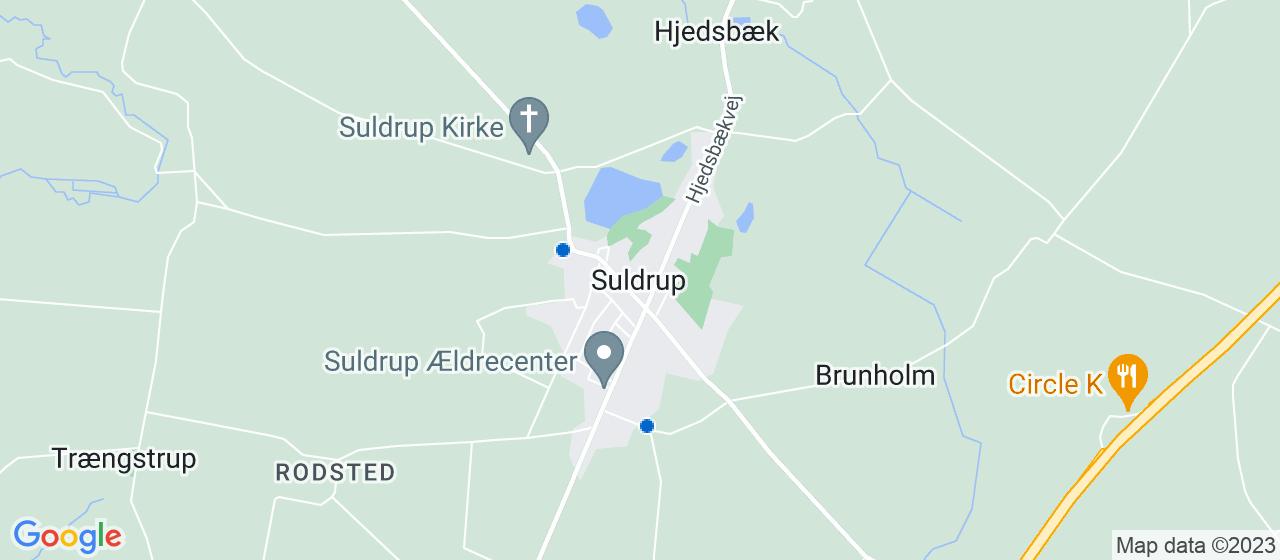 kloakfirmaer i Suldrup