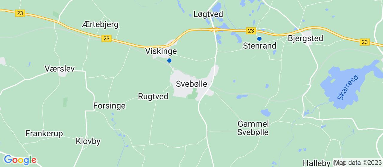 elektrikerfirmaer i Svebølle