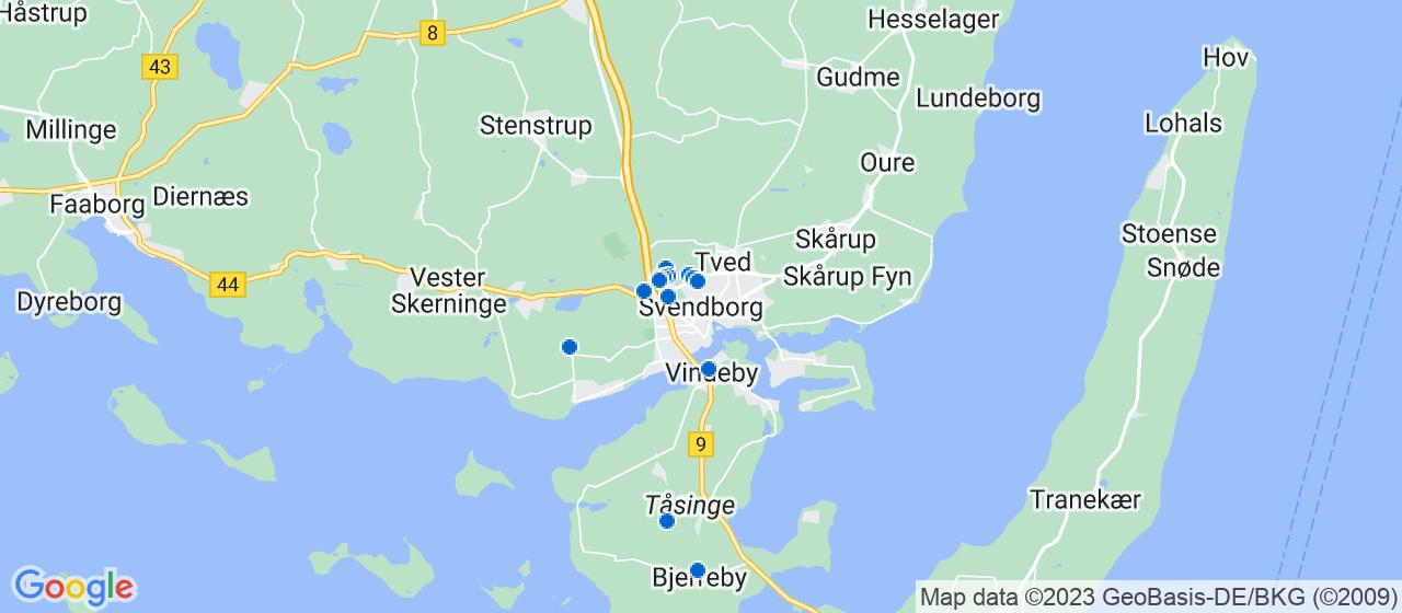 mekaniker firmaer i Svendborg