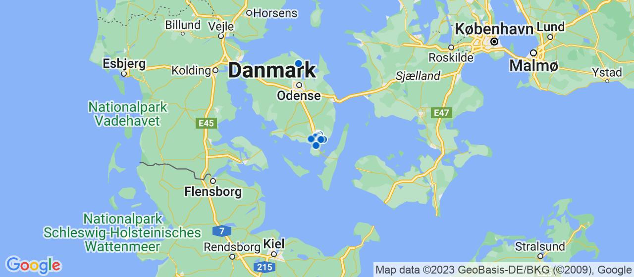 arkitektfirmaer i Svendborg