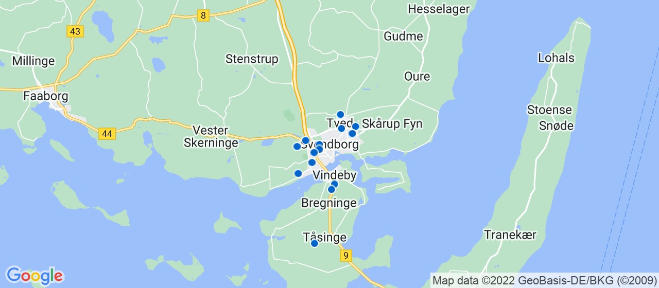 rengøringsfirmaer i Svendborg
