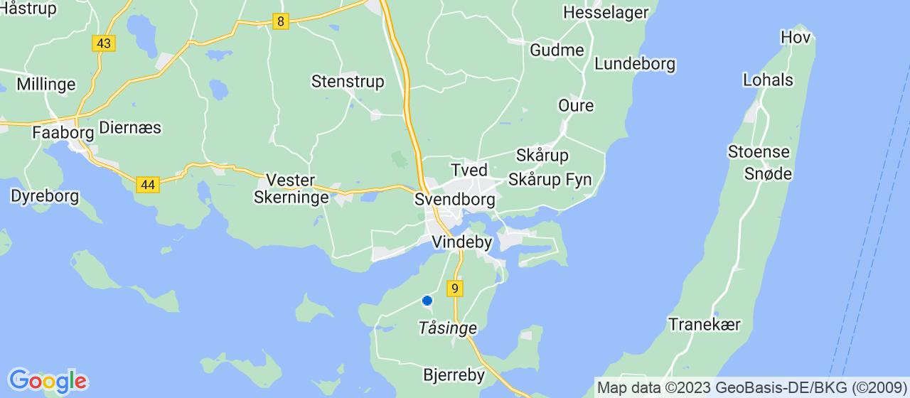 facadeisolering firmaer i Svendborg