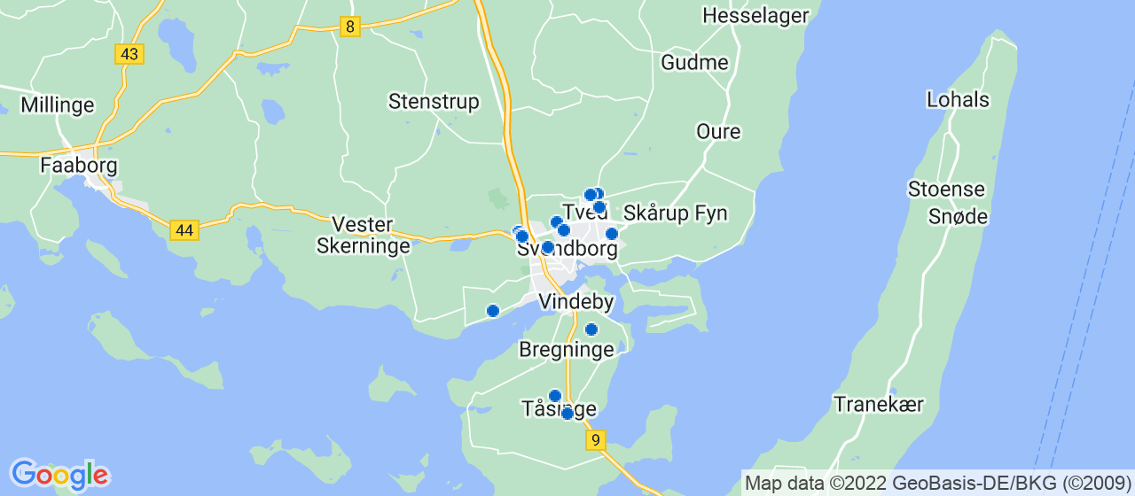 varmepumpe firmaer i Svendborg