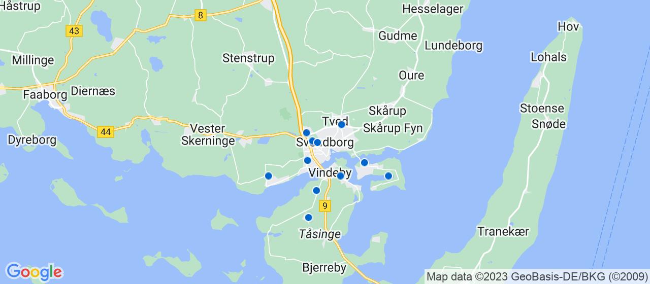 bogholder virksomheder i Svendborg