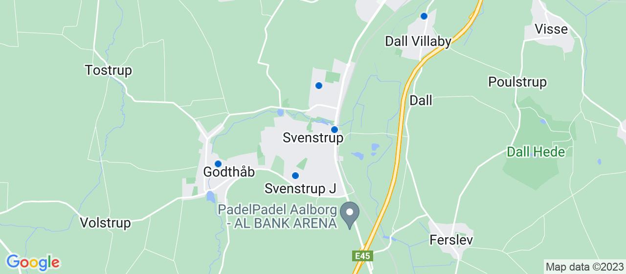 ejendomsservicefirmaer i Svenstrup