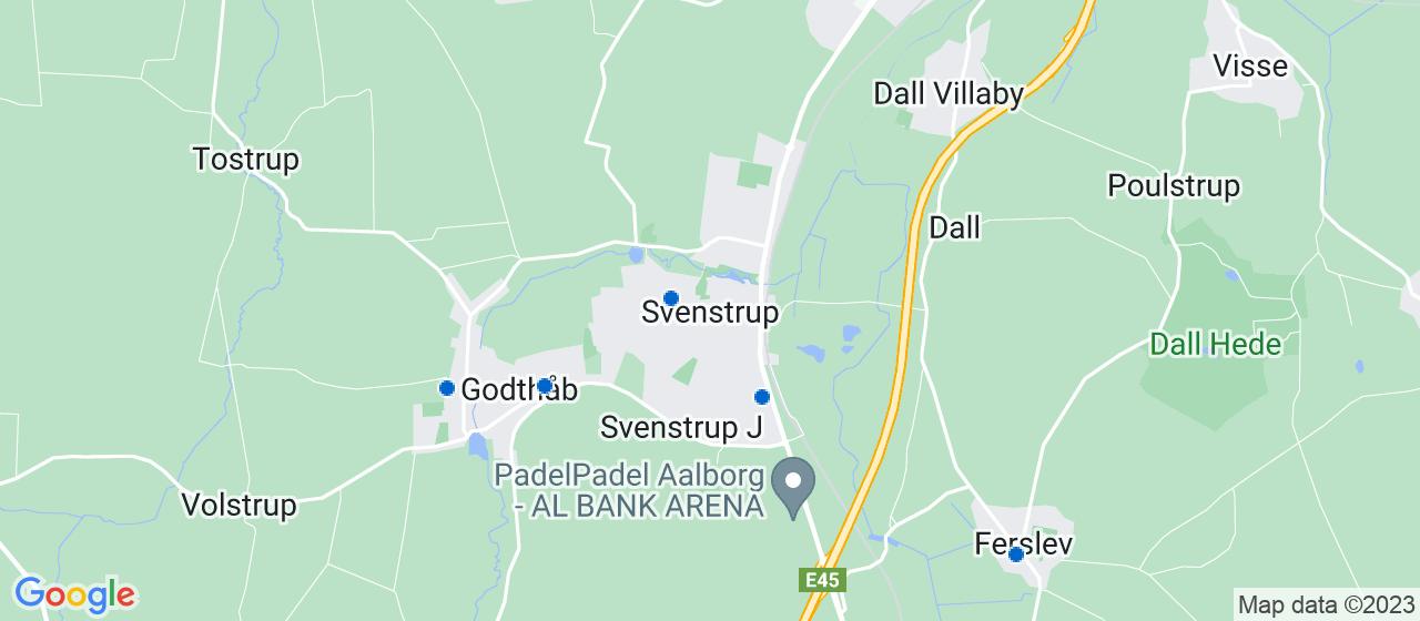 varmepumpe firmaer i Svenstrup