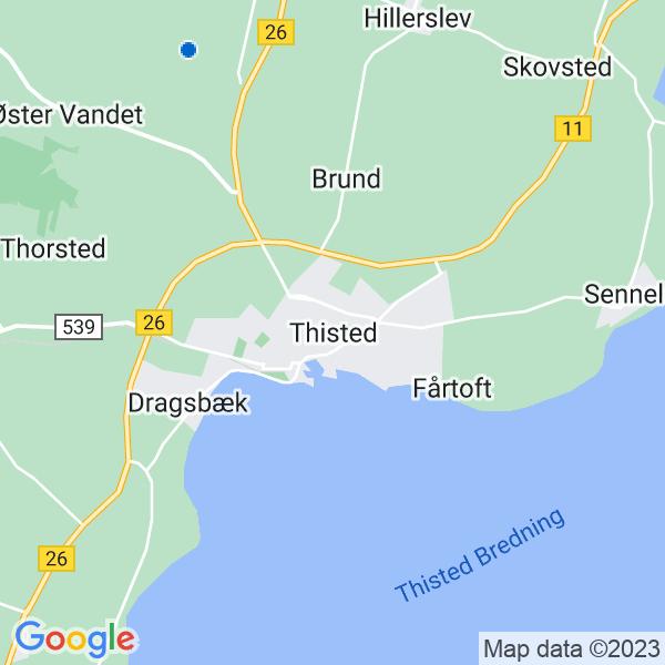 flyttefirmaer i Thisted